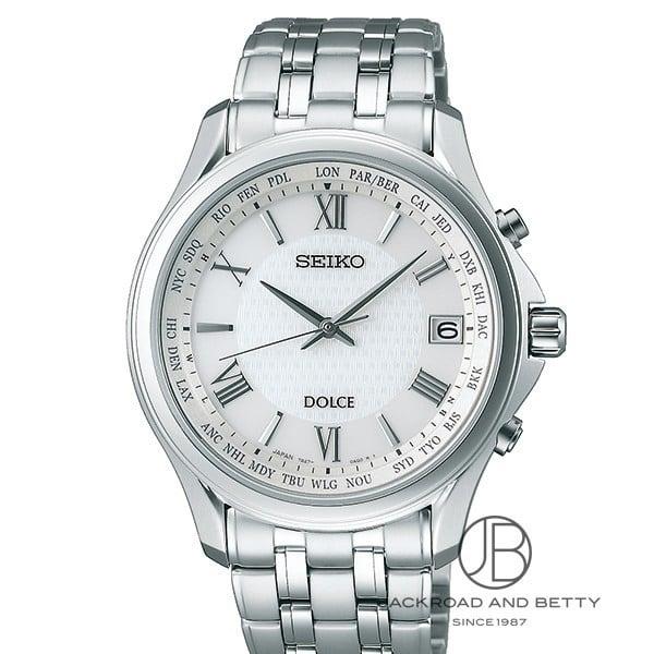 セイコー SEIKO ドルチェ SADZ201 新品 時計 メンズ
