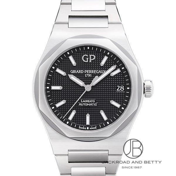 ジラール・ペルゴ GIRARD PERREGAUX ロレアート 42mm 81010-11-634-11A 新品 時計 メンズ