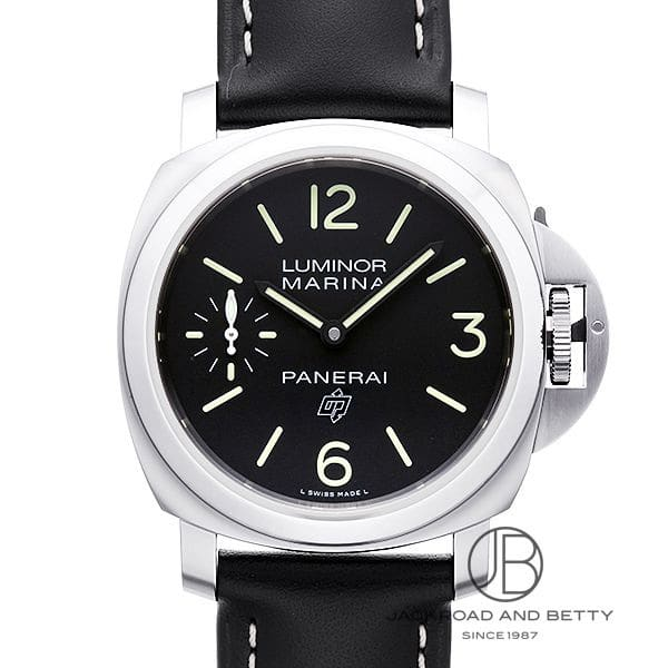 パネライ PANERAI ルミノール マリーナ ロゴ 3デイズ アッチャイオ PAM00776 新品 時計 メンズ
