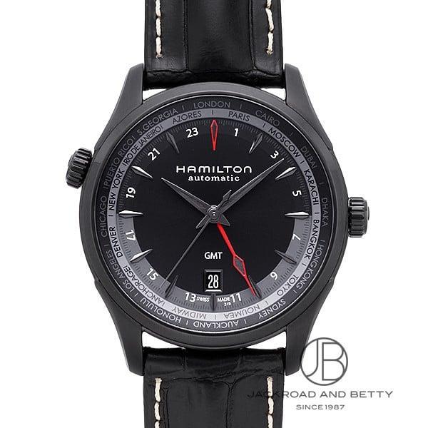 ハミルトン HAMILTON ジャズマスター GMT リミテッド H32685731 【新品】 時計 メンズ