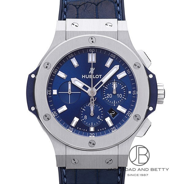 ウブロ HUBLOT ビッグバン スチール ブルー 301.SX.7170.LR 新品 時計 メンズ