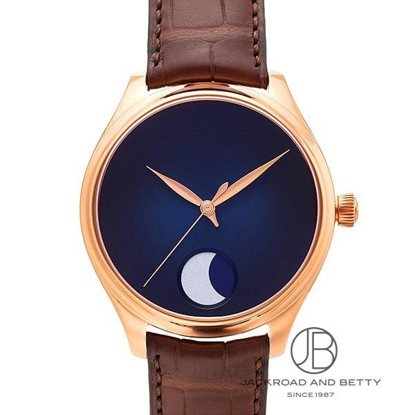 モーザー H.Moser & Cie. エンデバー パーペチュアル ムーン 1801-0400 新品 時計 メンズ