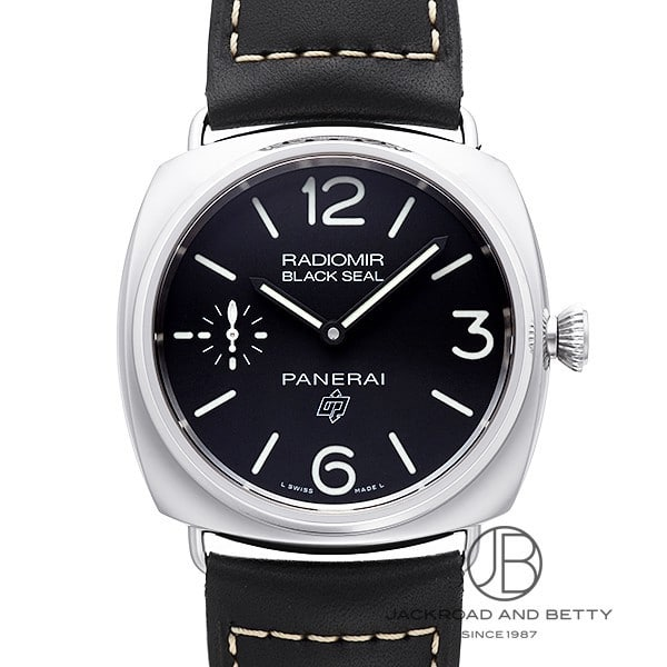 パネライ PANERAI ラジオミール ブラックシール ロゴ PAM00754 【新品】 時計 メンズ