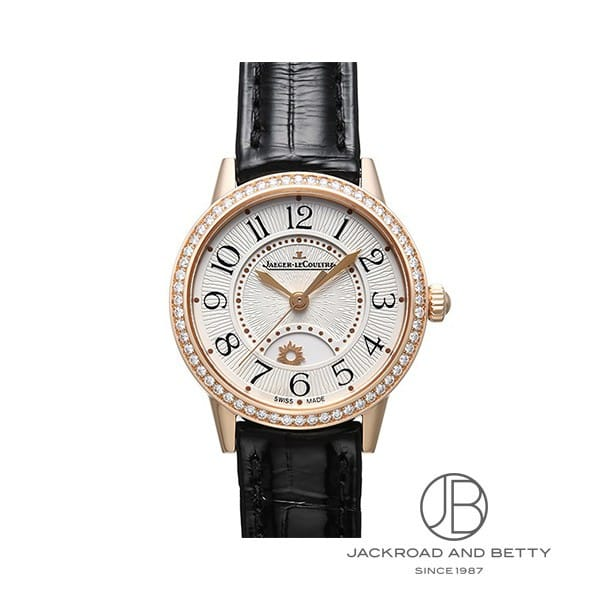ジャガー・ルクルト JAEGER LE COULTRE ランデヴー・ナイト&デイ・スモール Q3462430 新品 時計 レディース