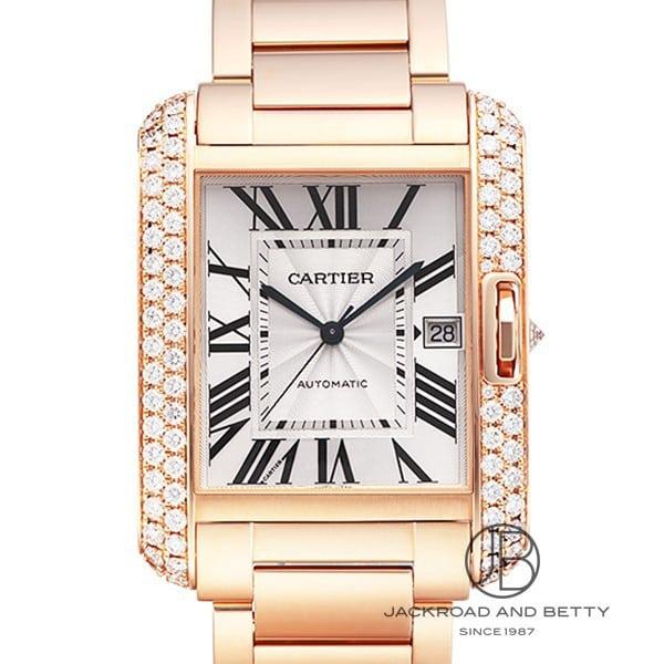 カルティエ CARTIER タンク アングレーズ XL WT100004 新品 時計 メンズ