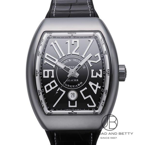 フランク・ミュラー FRANCK MULLER ヴァンガード V45SCDTGLACACGL 【新品】 時計 メンズ