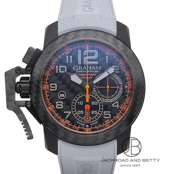 グラハム GRAHAM クロノファイター スーパーライト カーボン リミテッド 2CCBK.B21A.K97K 新品 時計 メンズ