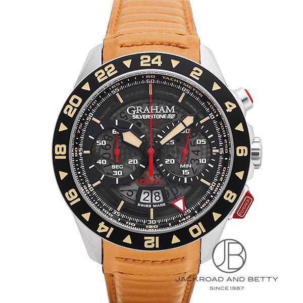 グラハム GRAHAM シルバーストーン RS GMT スケルトン 2STDC.B08A.L119F 【新品】 時計 メンズ