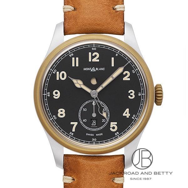 モンブラン MONTBLANC 1858 オートマティック デユアルタイム 116479 【新品】 時計 メンズ