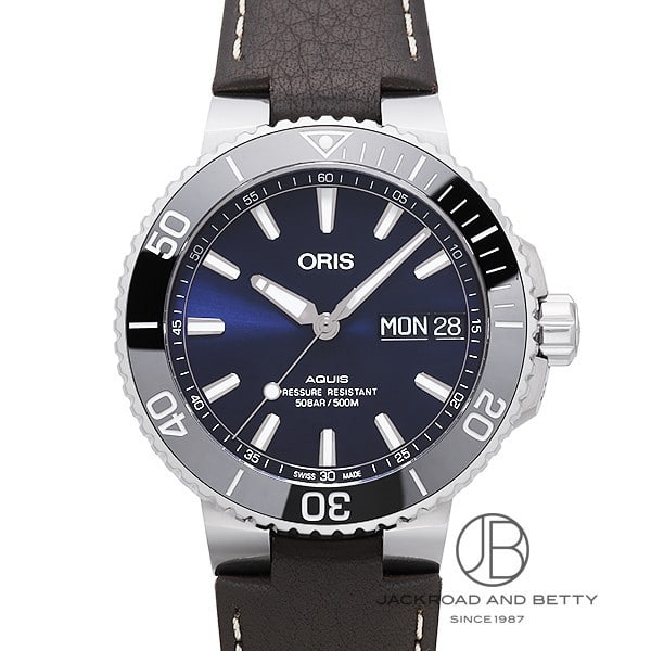 オリス ORIS アクイス ビッグ デイデイト 752 7733 4135D 新品 時計 メンズ