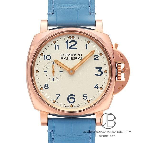 パネライ PANERAI ルミノール ドゥエ 3デイズ オロロッソ PAM00741 新品 時計 メンズ