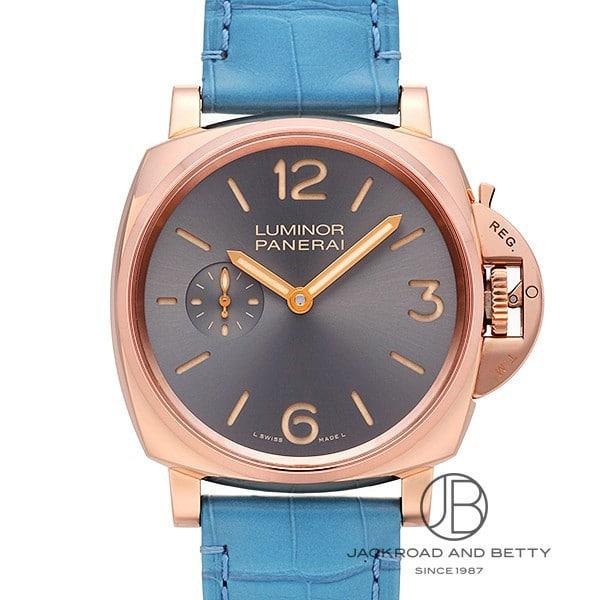 パネライ PANERAI ルミノール ドゥエ 3デイズ オロロッソ PAM00677 新品 時計 メンズ