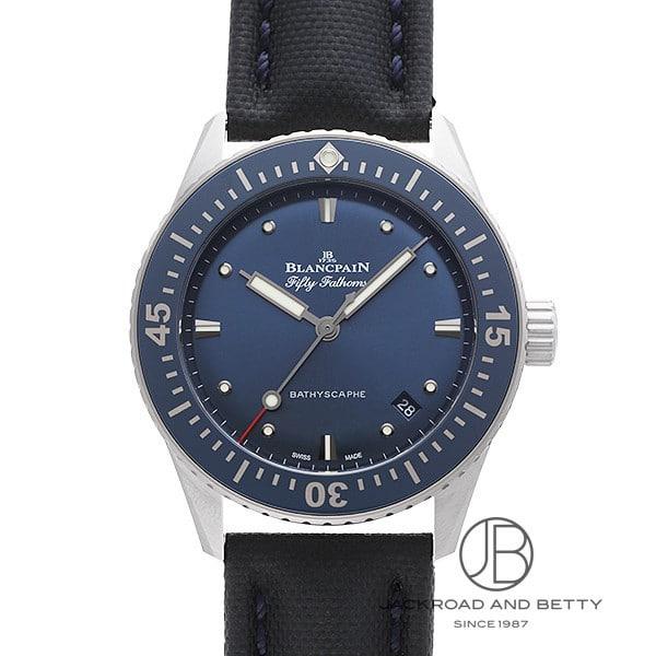 ブランパン BLANCPAIN フィフティー ファゾムズ バチスカーフ 5100-1140-52A 【新品】 時計 メンズ