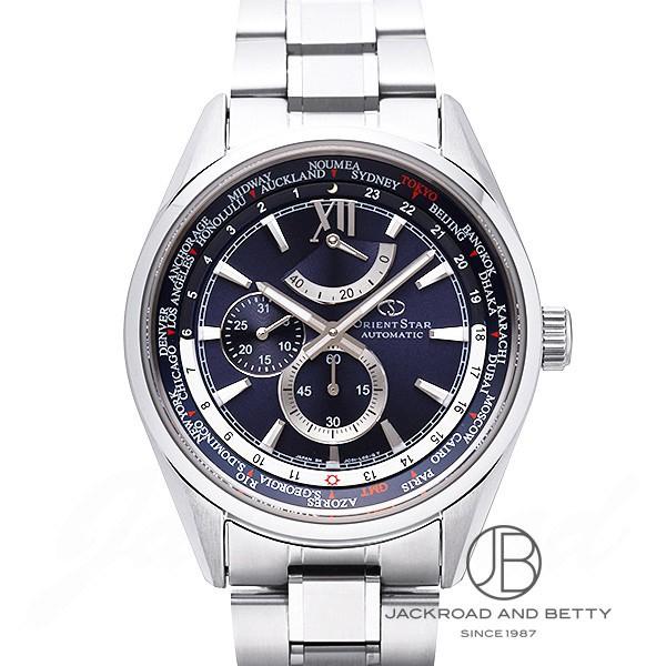 オリエント ORIENT オリエントスター ワールドタイム WZ0041JC 新品 時計 メンズ