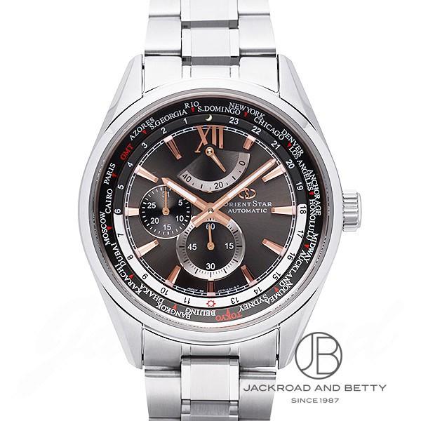 オリエント ORIENT オリエントスター ワールドタイム WZ0051JC 新品 時計 メンズ