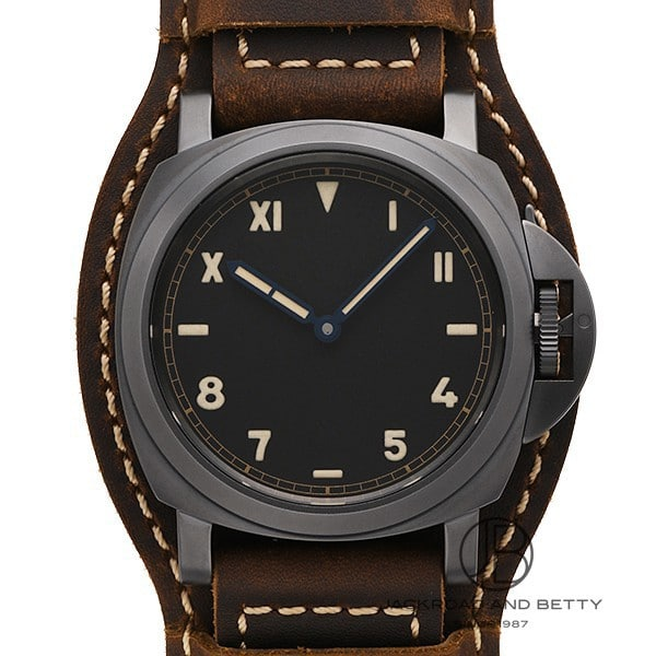パネライ PANERAI ルミノール カリフォルニア 8デイズ DLC PAM00779 新品 時計 メンズ