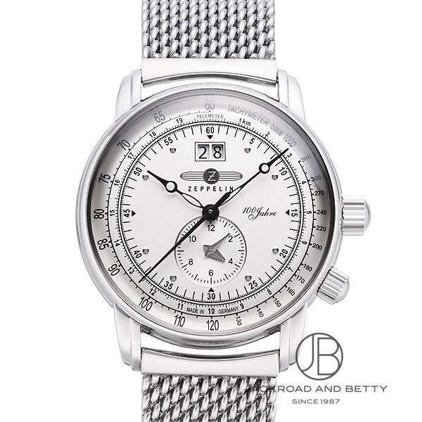 ツェッペリン ZEPPELIN ツェッペリン号 誕生100周年 記念モデル デュアルタイム 7640M-1 【新品】 時計 メンズ