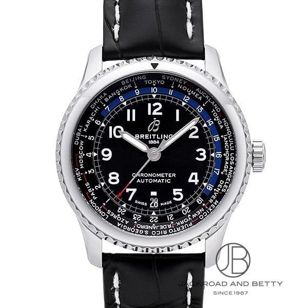 ブライトリング BREITLING アビエーター8 B35 オートマチック ユニタイム 43 A038B-1WBA 新品 時計 メンズ