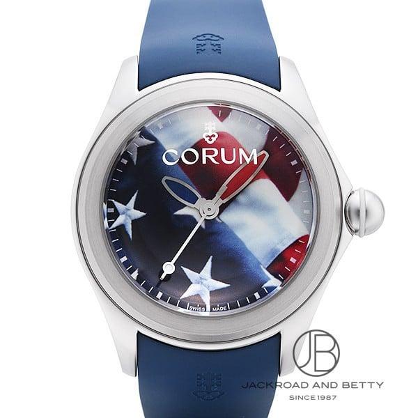 コルム CORUM バブル 47 フラッグ US リミテッド 082.310.20/0373 US01 新品 時計 メンズ