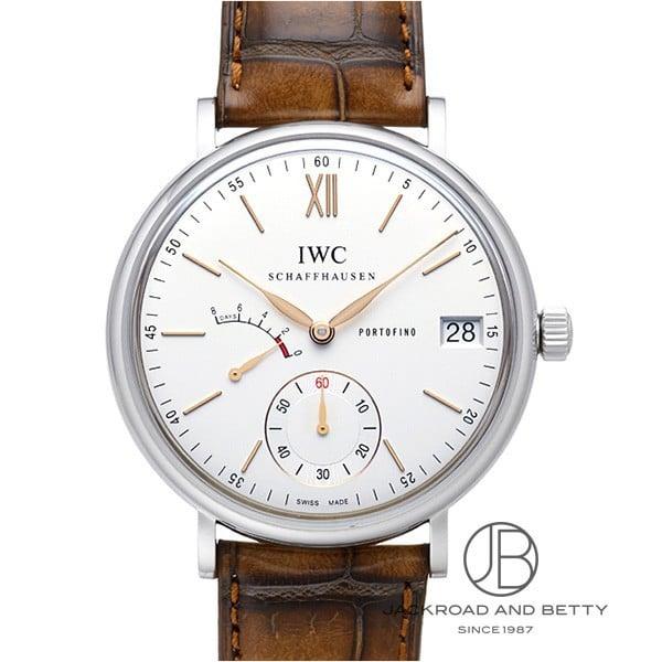 IWC IWC ポートフィノ ハンドワインド 8デイズ IW510103 新品 時計 メンズ