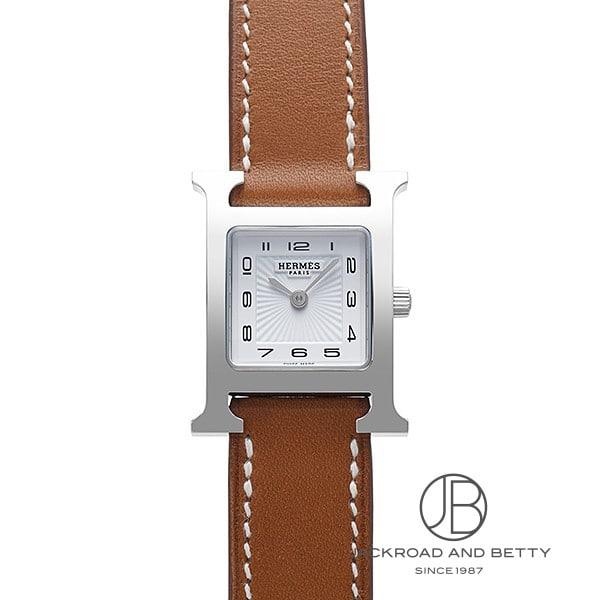 エルメス HERMES Hウォッチ ドゥブルトゥール 036717WW00 新品 時計 レディース