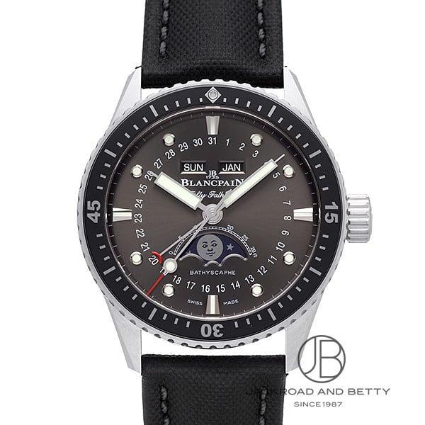 ブランパン BLANCPAIN フィフティー ファゾムズ バチスカーフ コンプリートカレンダー 5054-1110-B52A 新品 時計 メンズ
