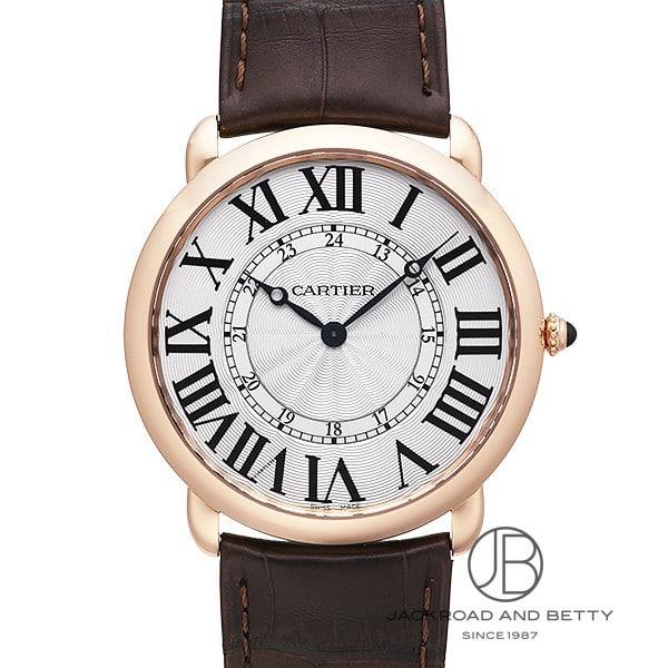カルティエ CARTIER ロンド ルイ・カルティエ XL W6801004 【新品】 時計 メンズ