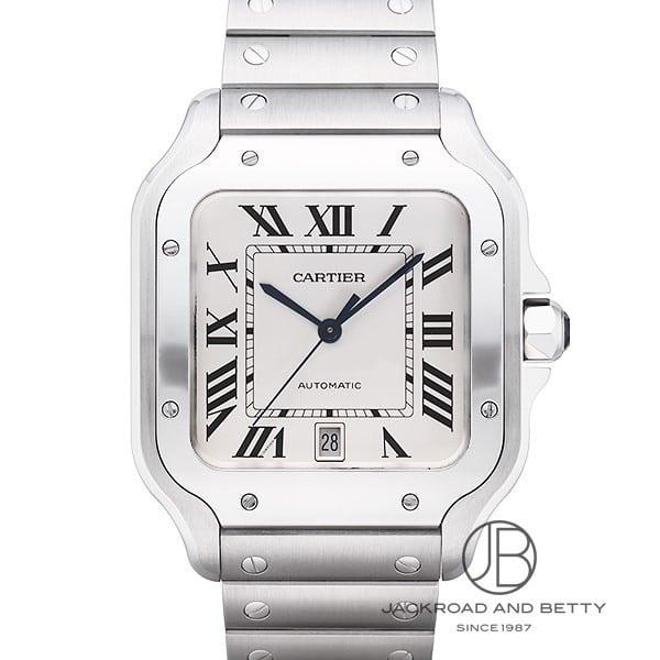 カルティエ CARTIER サントス ドゥ カルティエ LM WSSA0009 新品 時計 メンズ