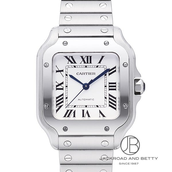 カルティエ CARTIER サントス ドゥ カルティエ MM WSSA0010 新品 時計 メンズ