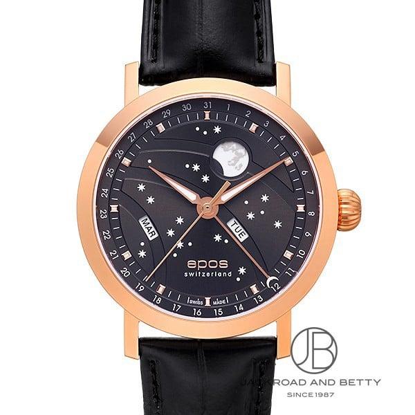 エポス EPOS ナイトスカイ ビッグムーン 3440RGGY 新品 時計 メンズ