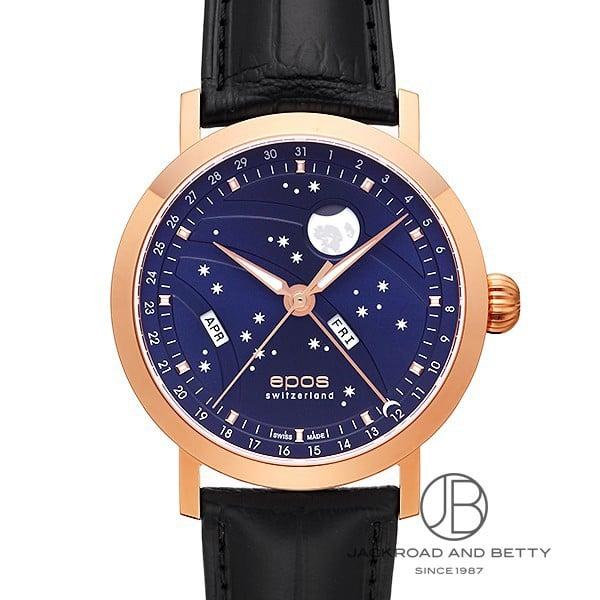 エポス EPOS ナイトスカイ ビッグムーン 3440RGBL 新品 時計 メンズ