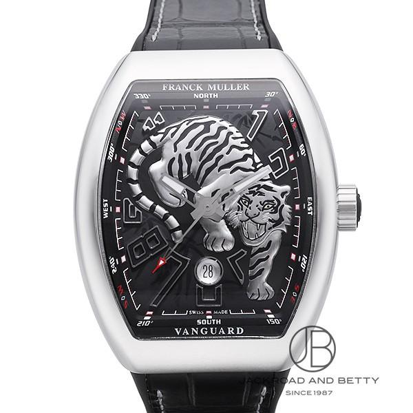 フランク・ミュラー FRANCK MULLER ヴァンガード タイガー リミテッド V45SCDTACNR TIGER 新品 時計 メンズ