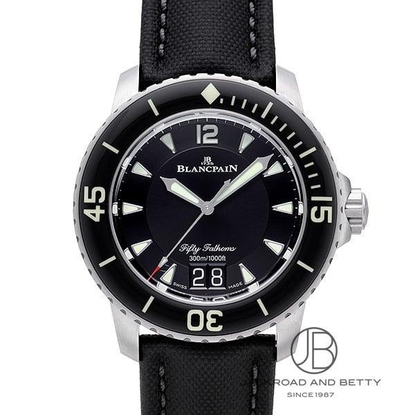 ブランパン BLANCPAIN フィフティー ファゾムズ ラージデイト 5050-12B30-B52A 新品 時計 メンズ