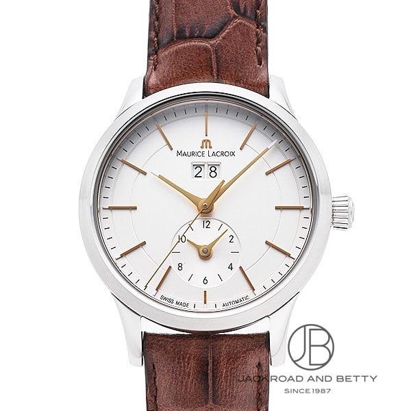 モーリスラクロア MAURICE LACROIX レ・クラシック グランドデイト GMT LC6088-SS001-130 新品 時計 メンズ