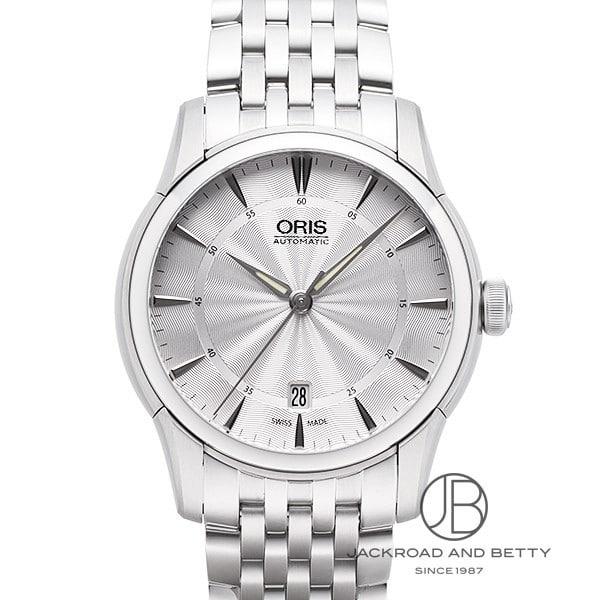 オリス ORIS アートリエ デイト 733 7670 4051M 新品 時計 メンズ