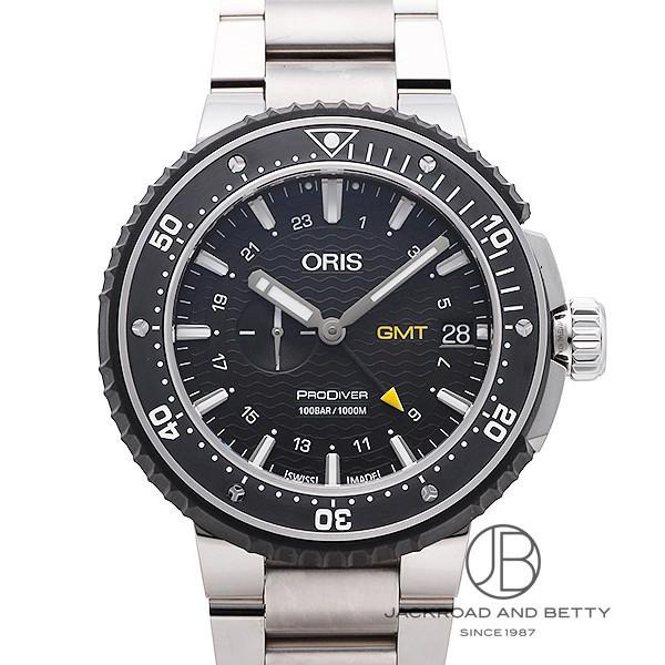オリス ORIS プロダイバー デイト GMT 748 7748 7154M 新品 時計 メンズ