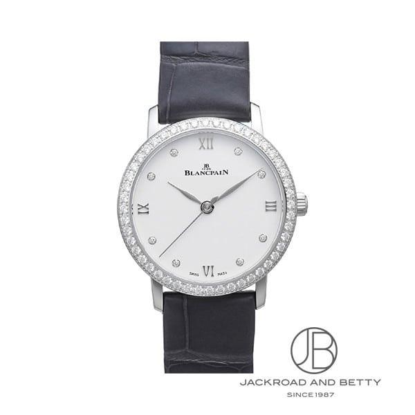 ブランパン BLANCPAIN ヴィルレ ウルトラスリム 6104-4628-55A 新品 時計 レディース