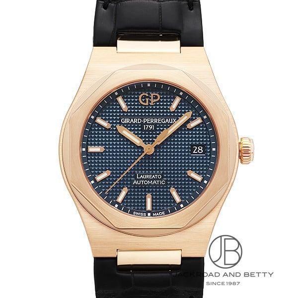 43c5313669af ジラール・ペルゴGIRARDPERREGAUXロレアート38mm81005-52-432-BB6A新品時計メンズ メンズ腕時計 【新作】