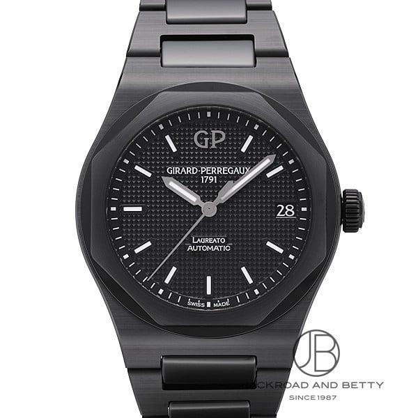 ジラール・ペルゴ GIRARD PERREGAUX ロレアート 42mm セラミック 81010-32-631-32A 新品 時計 メンズ