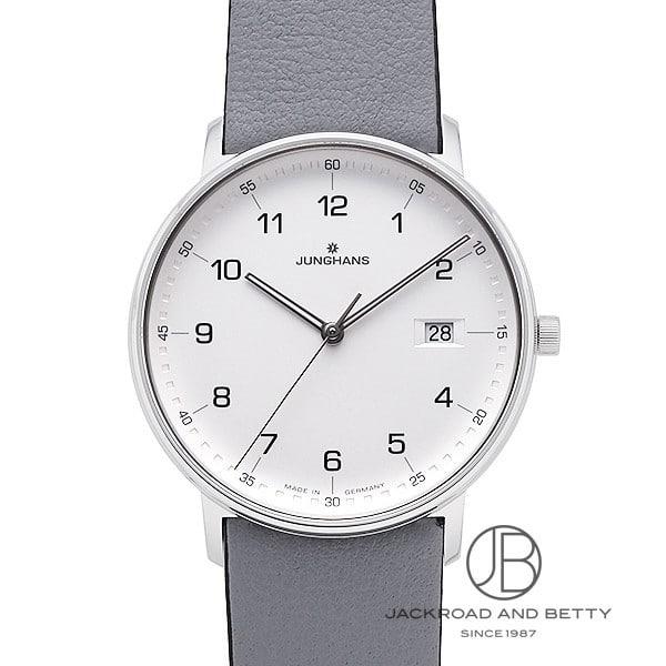 ユンハンス JUNGHANS フォーム クオーツ 041/4885.00 新品 時計 メンズ