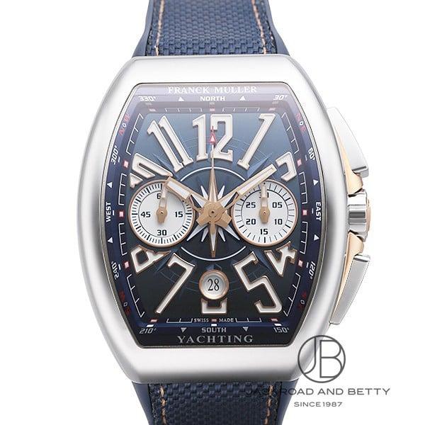 フランク ミュラー FRANCK 定価 MULLER ヴァンガード ヨッティング クロノグラフ 新品 V45CCDT メンズ YACHTING STG 正規店 時計