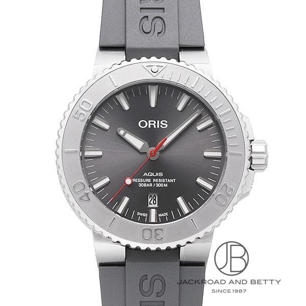 オリス ORIS アクイス デイト レリーフ 733 7730 4153R 新品 時計 メンズ