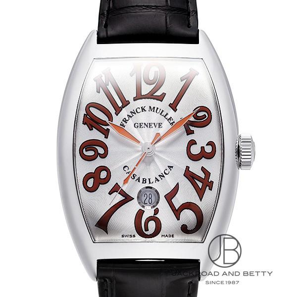 フランク・ミュラー FRANCK MULLER カサブランカ デイト 8880CASADT 新品 時計 メンズ