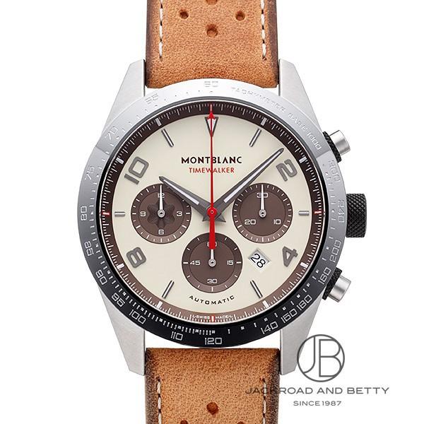 モンブラン MONTBLANC タイムウォーカー クロノグラフ オートマティック 118491 新品 時計 メンズ