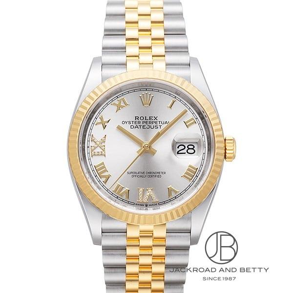 ロレックス ROLEX デイトジャスト 36 126233 新品 時計 メンズ