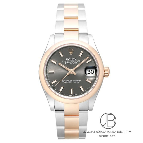 ロレックス ROLEX オイスターパーペチュアルデイトジャスト 278241 新品 時計 ボーイズ