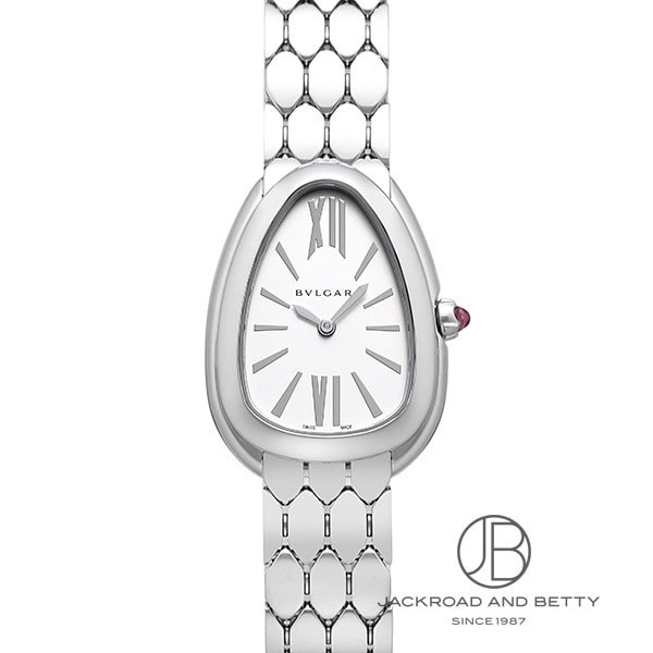 ブルガリ BVLGARI セルペンティ セドゥットーリ SP33WSS 新品 時計 レディース