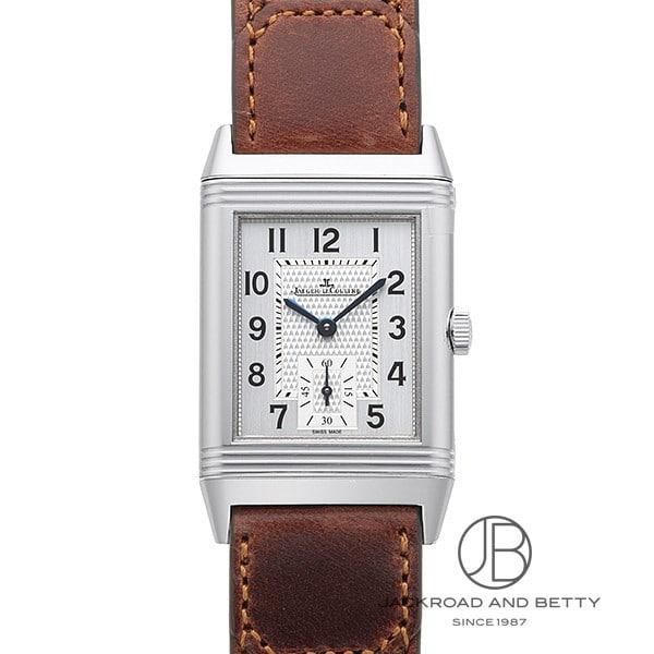 ジャガー・ルクルト JAEGER LE COULTRE レベルソ クラシック ミディアム スモールセコンド Q2438522 新品 時計 メンズ