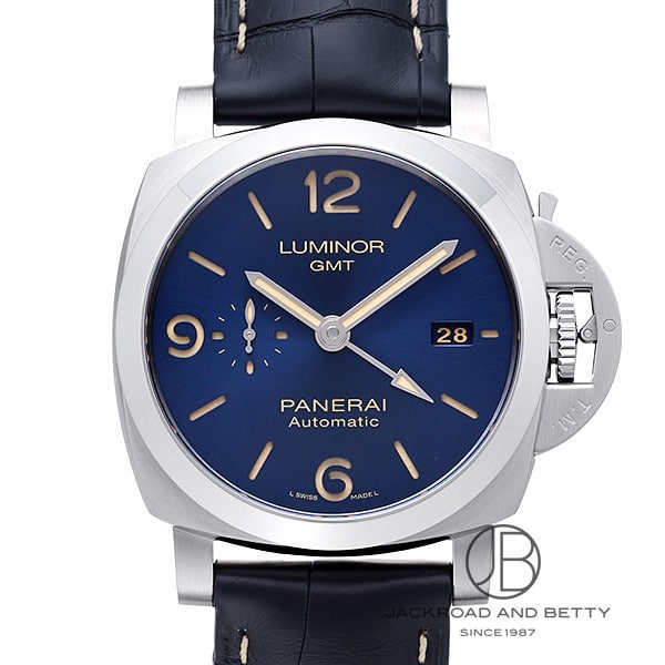 パネライ PANERAI ルミノール GMT 44mm PAM01033 新品 時計 メンズ