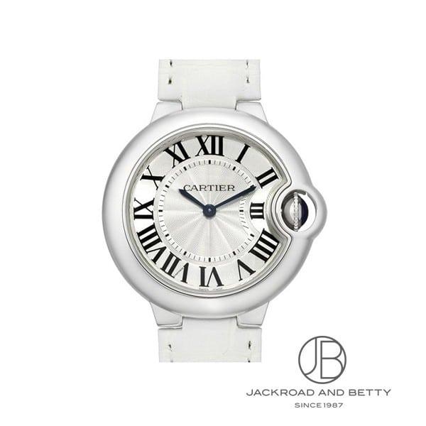カルティエ CARTIER バロンブルー 33mm W6920086 【新品】 時計 レディース